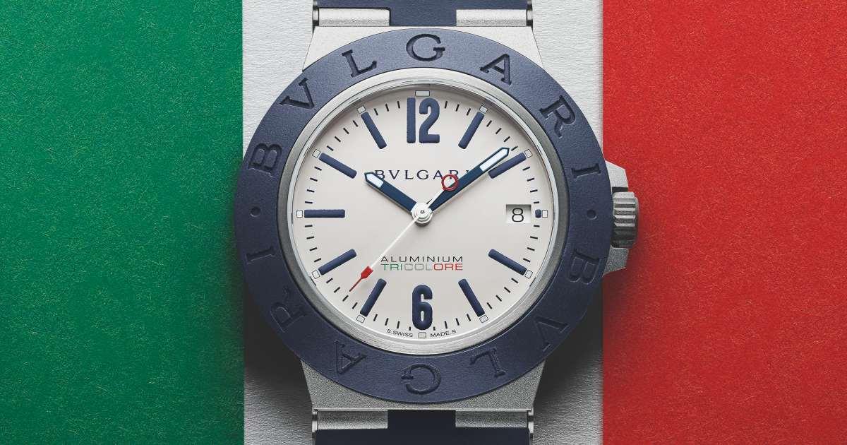 bvlgari aluminium tricolore 001 - 专为慈善公益而设 BVLGARI Aluminium Tricolore