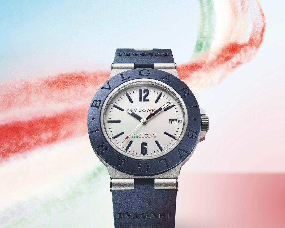 bvlgari aluminium tricolore 003 - 专为慈善公益而设 BVLGARI Aluminium Tricolore