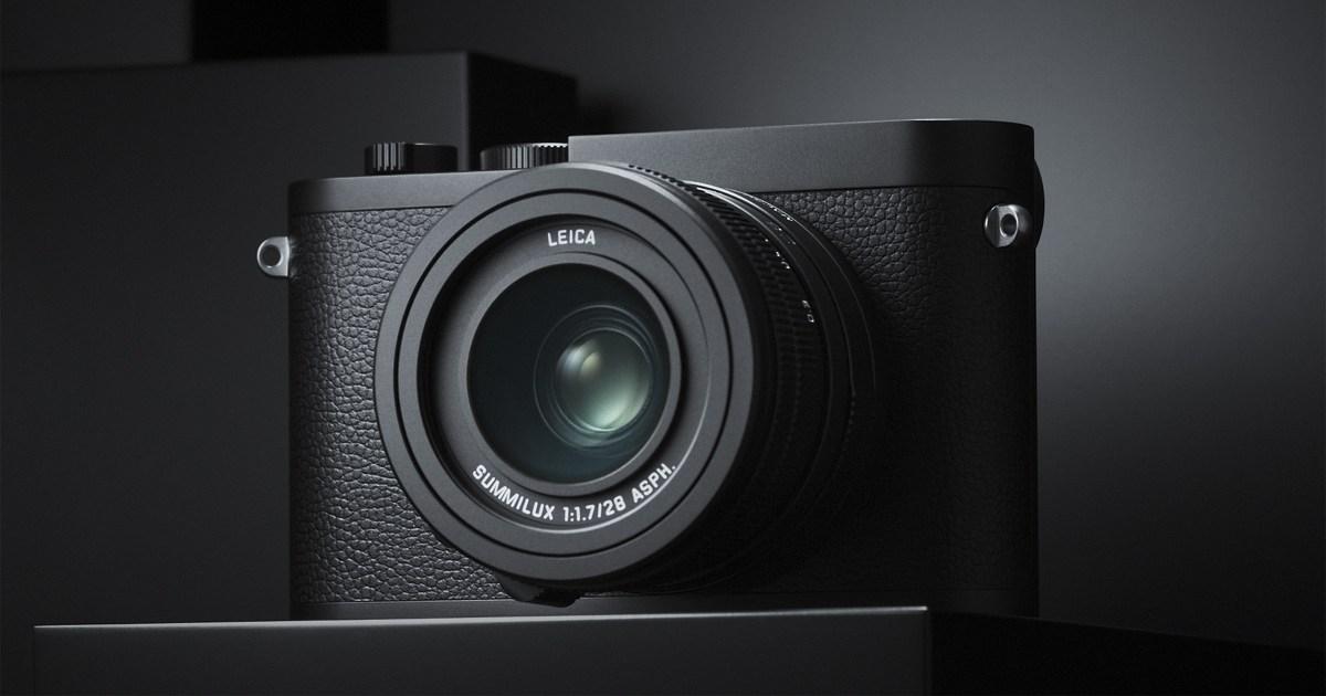 leica q2 monochrom 001 - 黑白摄影迷最想收到的圣诞礼物?
