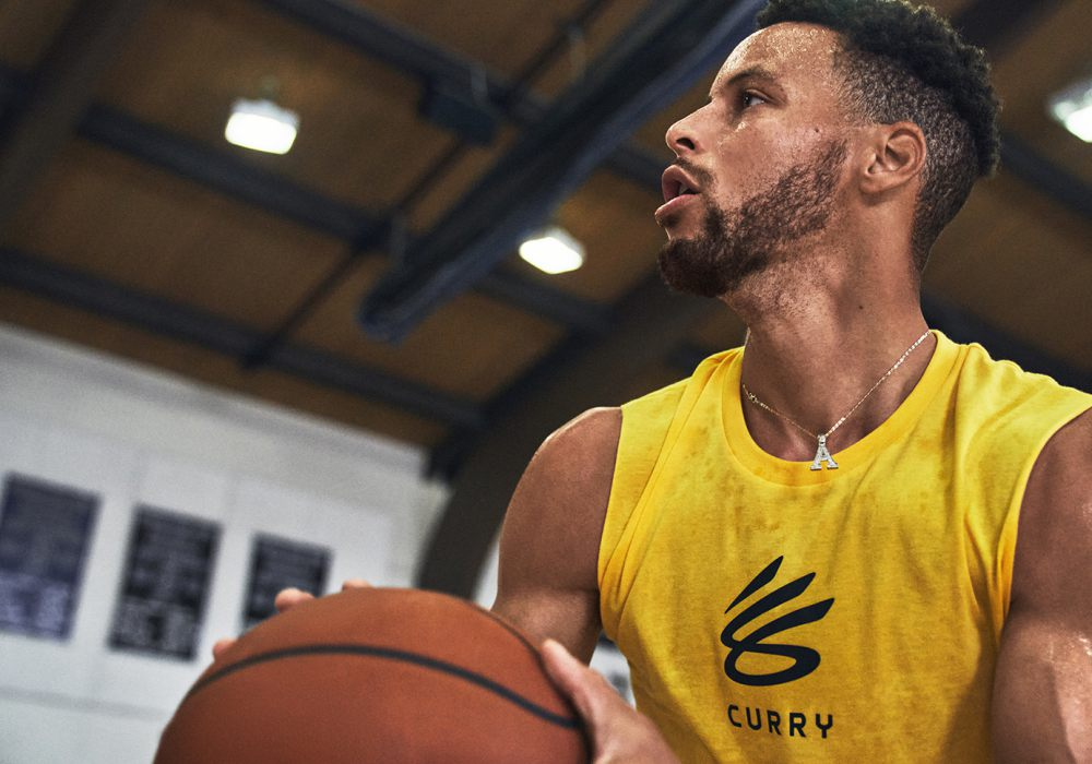 Stephen Curry launches Curry Brand with Under Armour 003 - Curry Brand 首款球鞋强势登场!