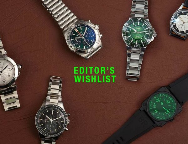 editors wishlist 2020 best new watches 600x460 - [K's Select] 2020年编辑最想入手的6款腕表新品