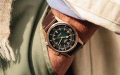 longines legend diver watch bronze 001 240x150 - 复古美学的新诠释 青铜版浪琴 Legend Diver