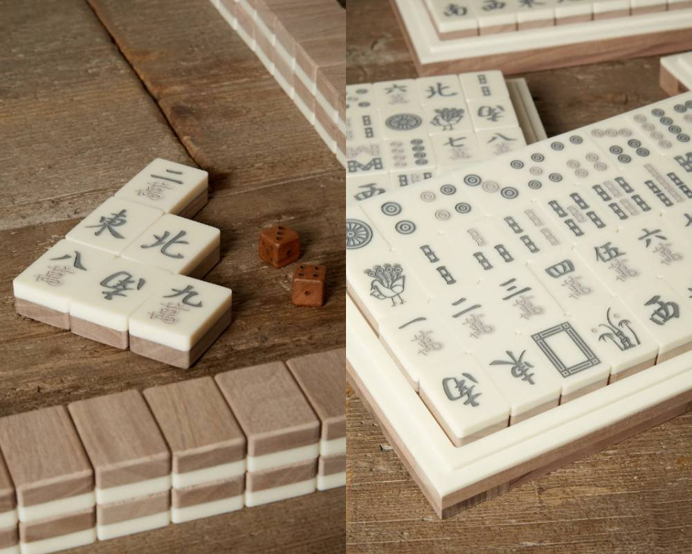 luxury mahjong sets brunello cucinelli 001 - 该收藏还是派上用场? 奢华质感的精品麻将