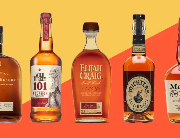 best bourbon whiskey brand to try 600x460 - 换个口味,喝波本威士忌