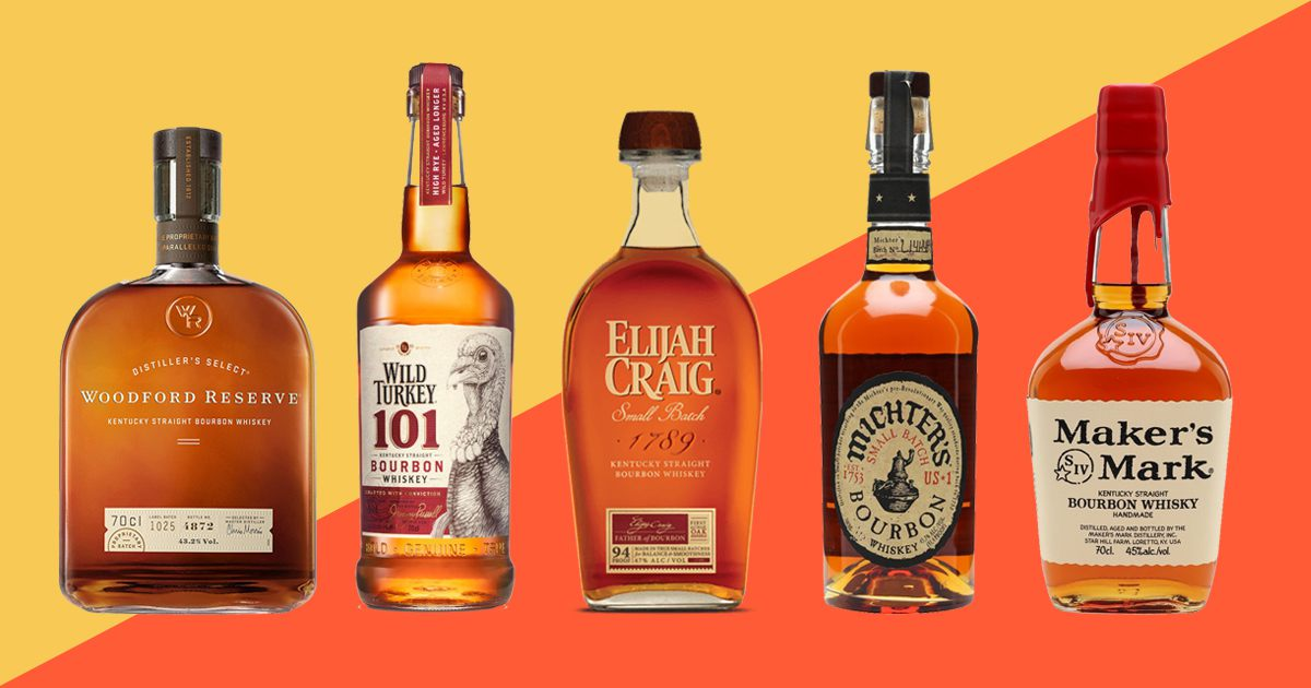 best bourbon whiskey brand to try - 换个口味,喝波本威士忌