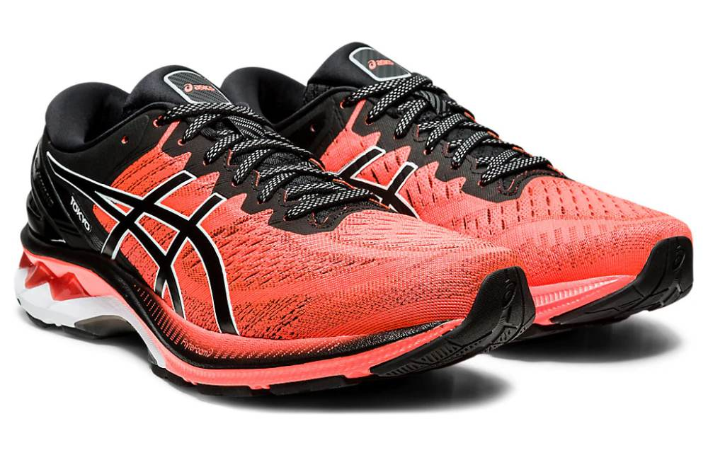 best running shoes 2021 asics gel kayano 27 002 - 5款好看又实用的跑鞋推荐