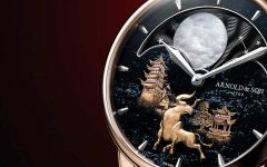 limited edition watches celebrates year of ox 1 240x150 - 金牛来报到,8款牛年生肖腕表