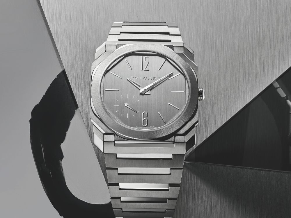 find your watch with 2021 chinese zodiac lucky colors bvlgari octo finissimo steel silver - 跟着2021生肖幸运色赏表