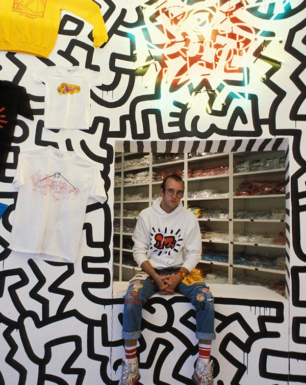 how keith haring influences the world 004 - 为什么品牌都爱找 Keith Haring 联名?