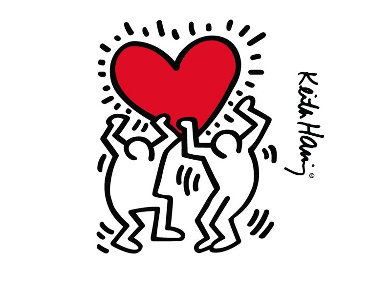 how keith haring influences the world 006 - 为什么品牌都爱找 Keith Haring 联名?