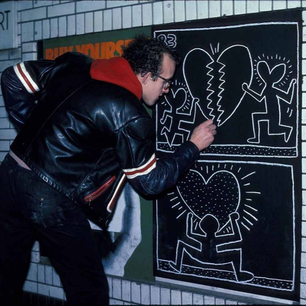how keith haring influences the world 007 1024x1024 - 为什么品牌都爱找 Keith Haring 联名?