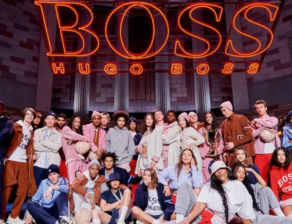 BOSS x RussellAthletic collection launch 001 600x460 - BOSS x Russell Athletic 联名系列闪耀登场!