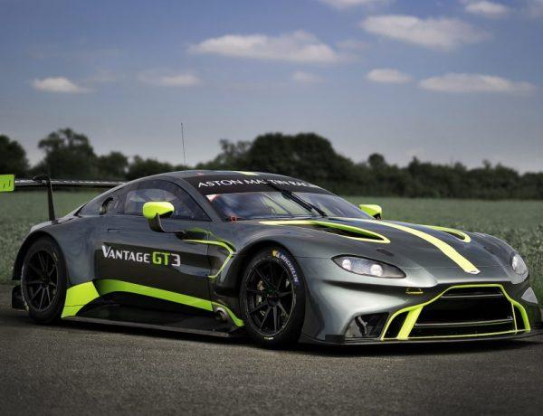 amr msaa vantage gt3 001 600x460 - MSAA 成为 Aston Martin 亚洲独家赛车经销商