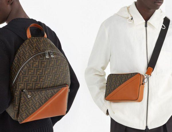 fendi men ff diagonal leather goods 2021 001 600x460 - 稳重又不失时尚感的新诠释!FENDI FF Diagonal 皮具系列