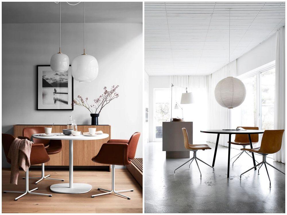 home design inspiration of nordic scandinavian style 004 - 北欧风居家设计的诀窍就在这