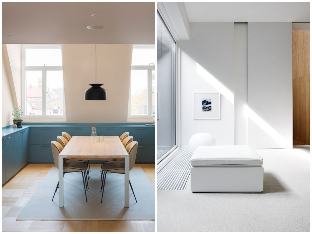home design inspiration of nordic scandinavian style 006 - 北欧风居家设计的诀窍就在这