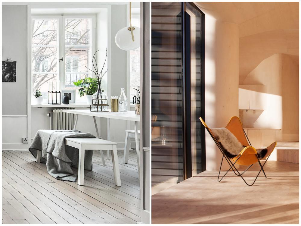 home design inspiration of nordic scandinavian style 007 - 北欧风居家设计的诀窍就在这