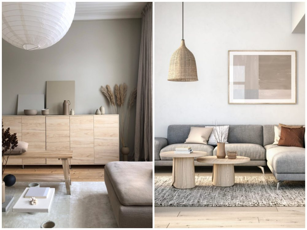 home design inspiration of nordic scandinavian style 008 - 北欧风居家设计的诀窍就在这