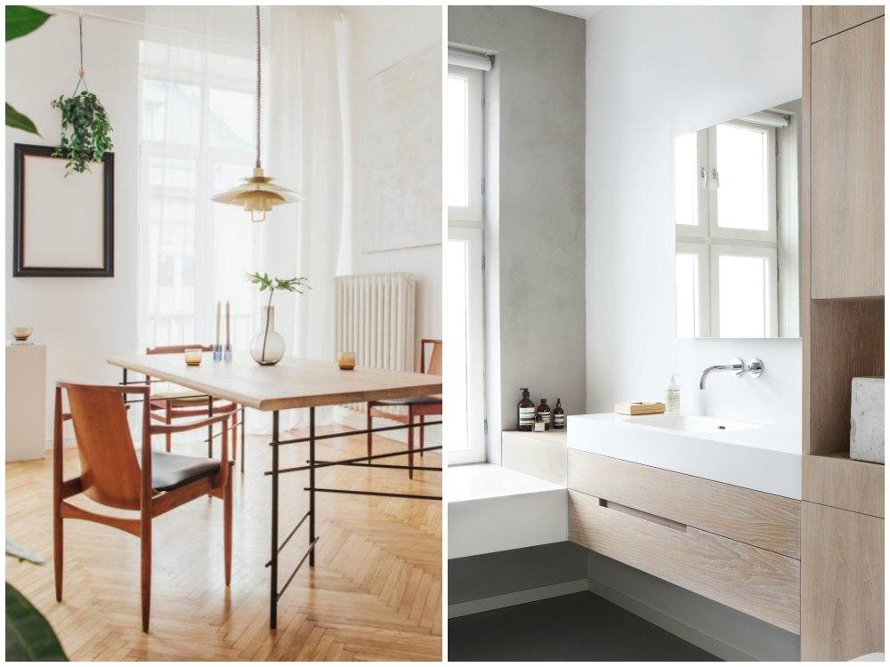 home design inspiration of nordic scandinavian style 010 - 北欧风居家设计的诀窍就在这