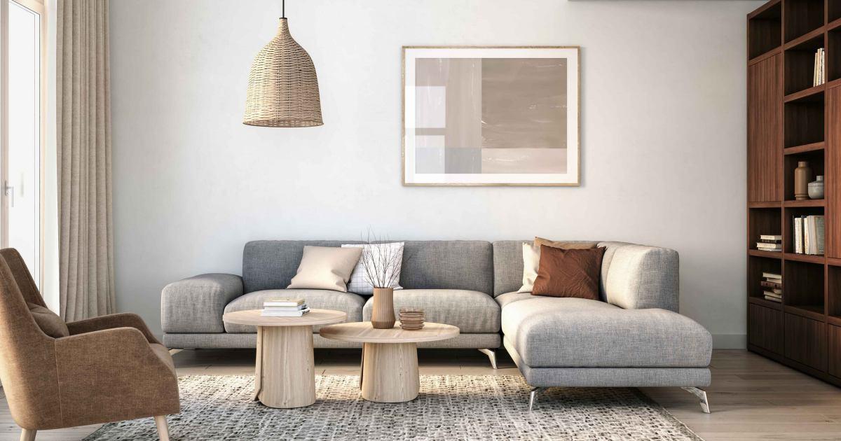 home design inspiration of nordic scandinavian style - 北欧风居家设计的诀窍就在这