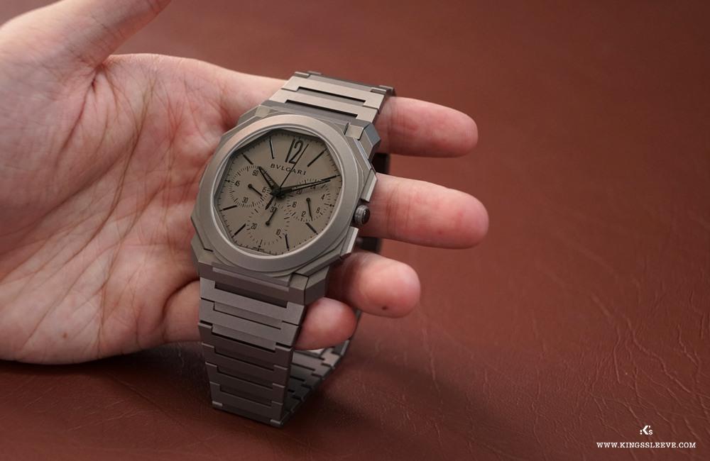ks select chronograph inhouse movement bvlgari octo finissimo chronograph gmt 001 - K's Select|21世纪计时码表典范