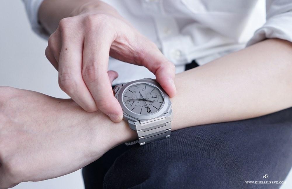 ks select chronograph inhouse movement bvlgari octo finissimo chronograph gmt 002 - K's Select|21世纪计时码表典范