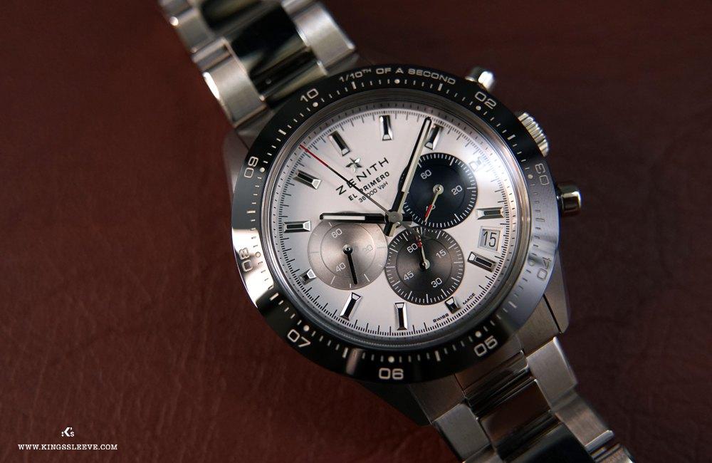 ks select chronograph inhouse movement zenith chronomaster sport 001 - K's Select|21世纪计时码表典范