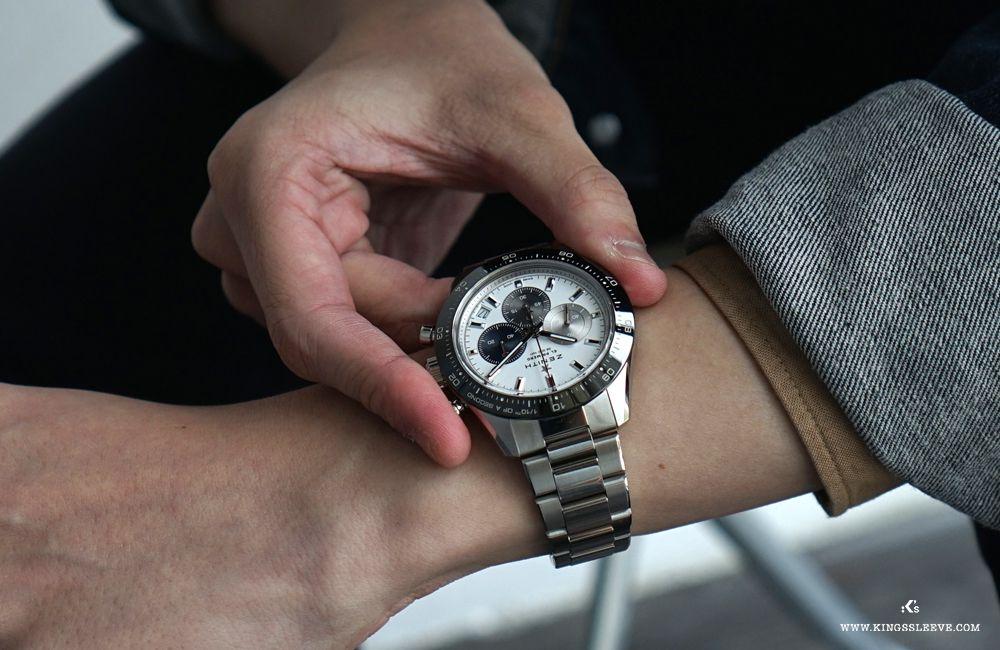 ks select chronograph inhouse movement zenith chronomaster sport 002 - K's Select|21世纪计时码表典范