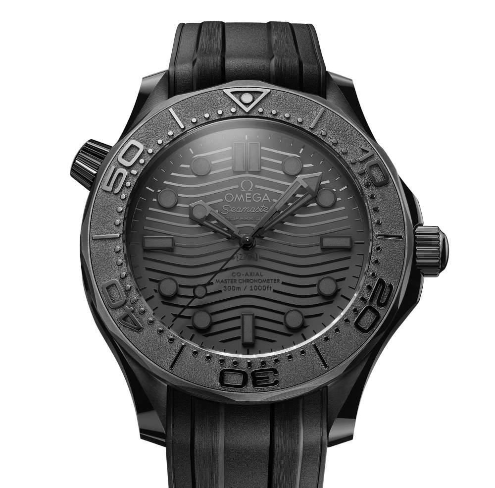 omega 2021 seamaster 300m black black - 复古/青铜/黑魂;OMEGA Seamaster 系列新品每只都是主角!