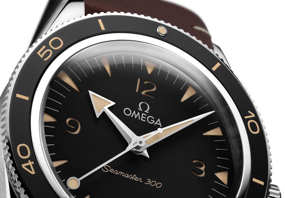 omega 2021 seamaster collection 300 002 - 复古/青铜/黑魂;OMEGA Seamaster 系列新品每只都是主角!
