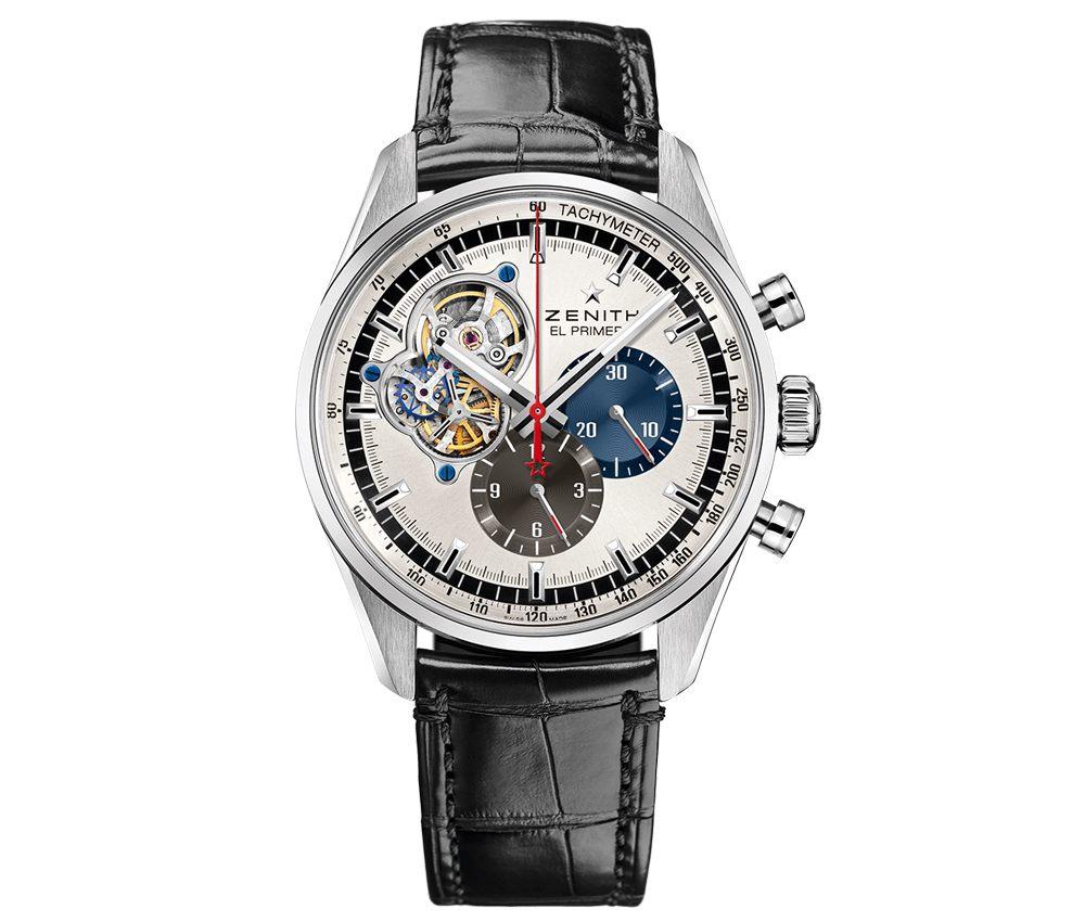 song joongki watch collectio in vincenzo zenith chronomaster elprimero open 002 - 宋仲基在《Vincenzo》戴的表全是表迷梦幻收藏
