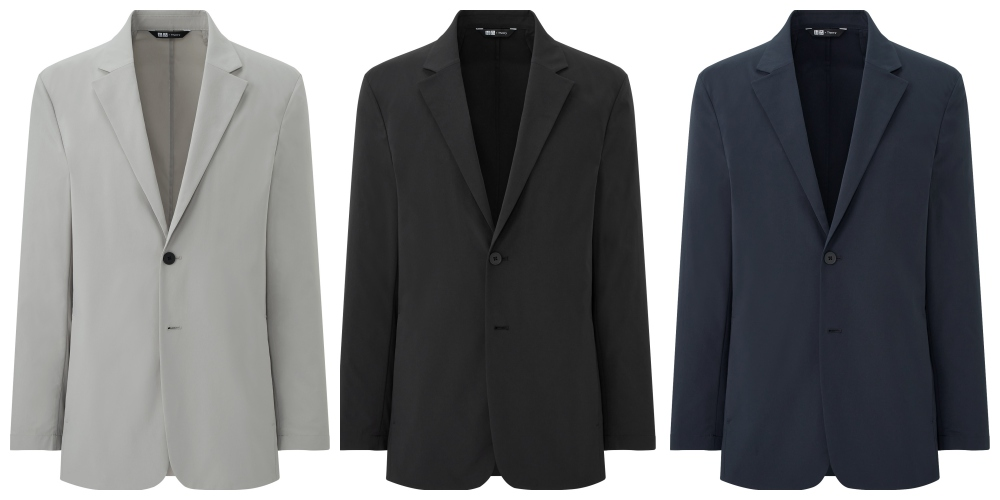 uniqlo x theory ss21 collection ultra light series blazer 001 1 - UNIQLO x Theory 2021春夏系列率先看