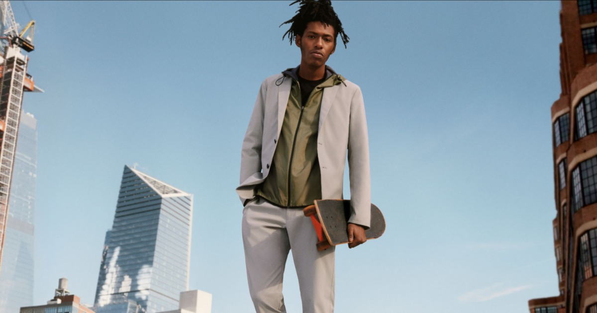 uniqlo x theory ss21 collection - UNIQLO x Theory 2021春夏系列率先看