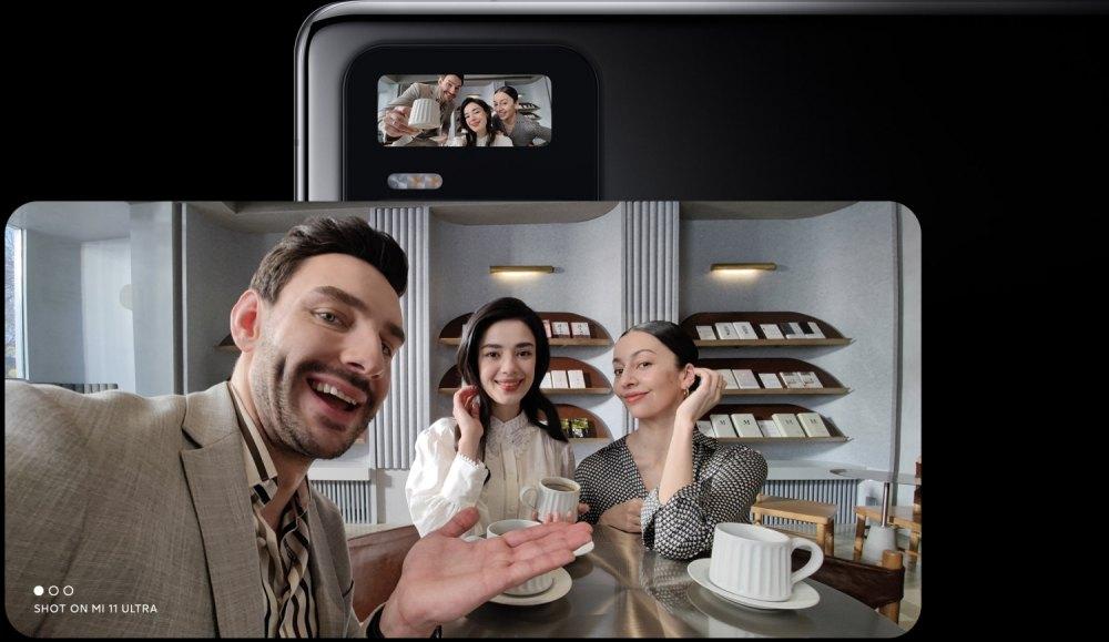xiaomi global mega launch 2021 mi 11 ultra 003 - 旗舰手机、新LOGO、小米汽车?小米春季发布会速报