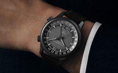 chopard luc one black gmt 004 240x150 - 环球旅人的最佳伙伴 Chopard L.U.C One Black 系列腕表