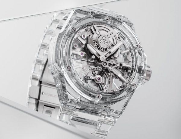 hublot watches and wonders 2021 600x460 - 多年潜心研发的结晶,Hublot 3款超前耀眼新作
