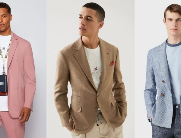lightweight blazer jacket summer 600x460 - 休闲穿搭大跃进!适合大马天气穿的轻质外套