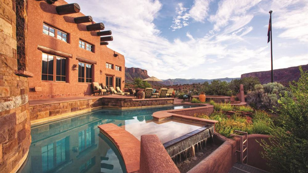 most expensive houses in the world 2021 gateway canyon ranch 002 - 全球5大最昂贵豪宅长这样!