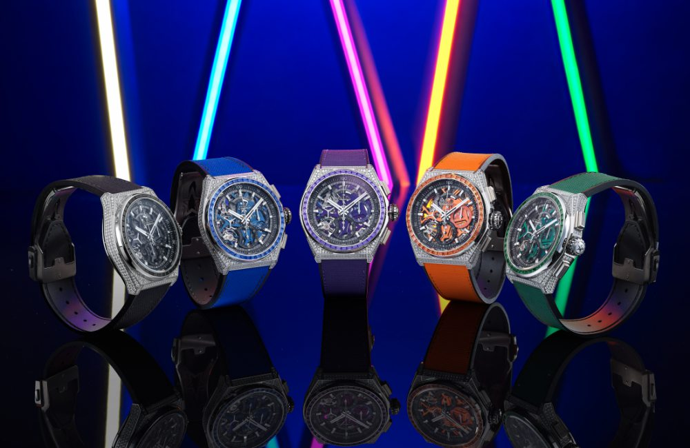 watches and wonders 2021 highlights colours zentih defy 21 spectrum - Watches & Wonders 2021 编辑观后感 原来线上表展也可以很精彩