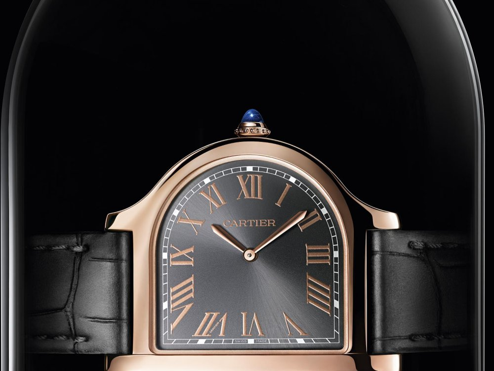 watches and wonders top 10 timepieces editors choice cloche de cartier - Watches & Wonders 2021|10款最令编辑印象深刻的腕表新作