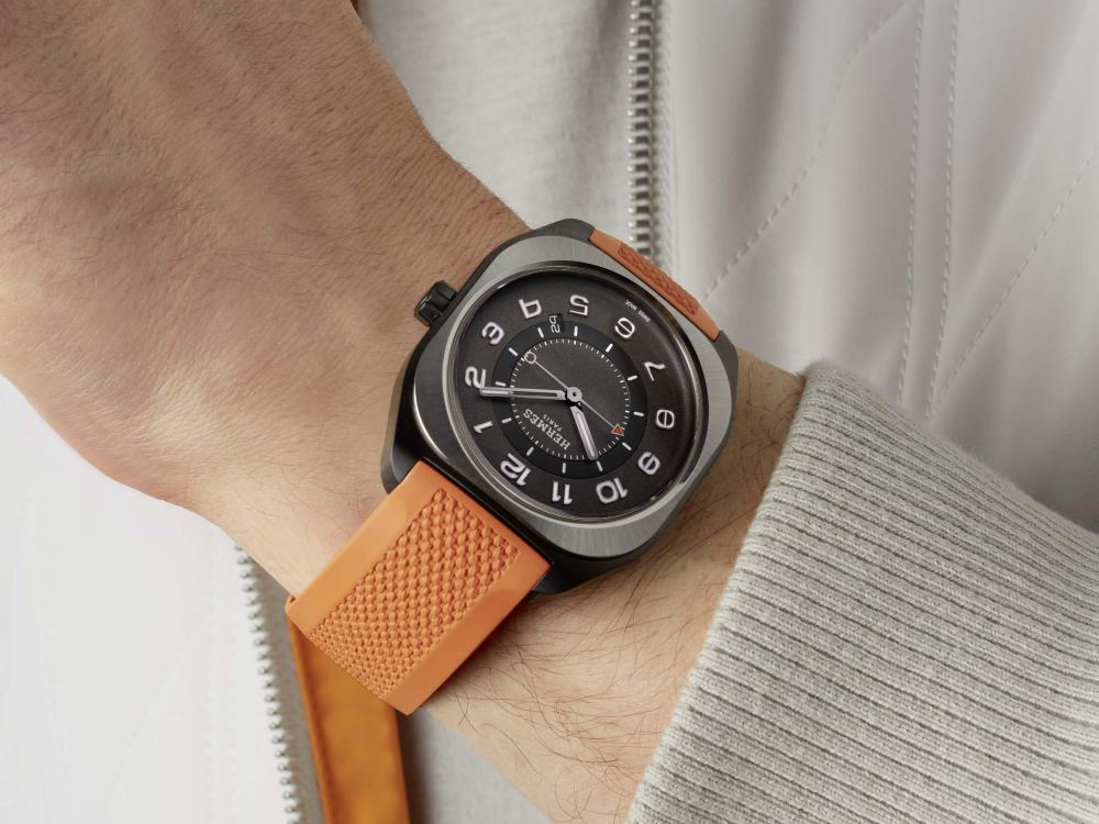 watches and wonders top 10 timepieces editors choice hermes h08 - Watches & Wonders 2021|10款最令编辑印象深刻的腕表新作