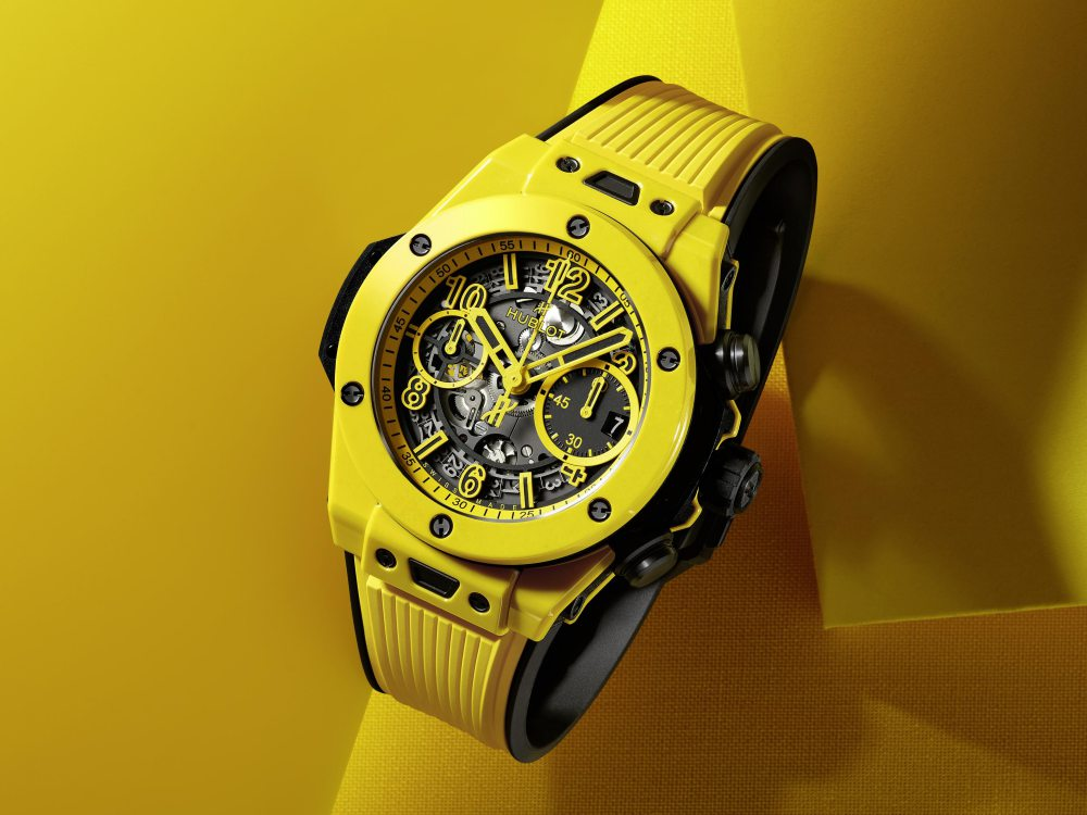 watches and wonders top 10 timepieces editors choice hublot big bang unico yellow magic 1 - Watches & Wonders 2021|10款最令编辑印象深刻的腕表新作