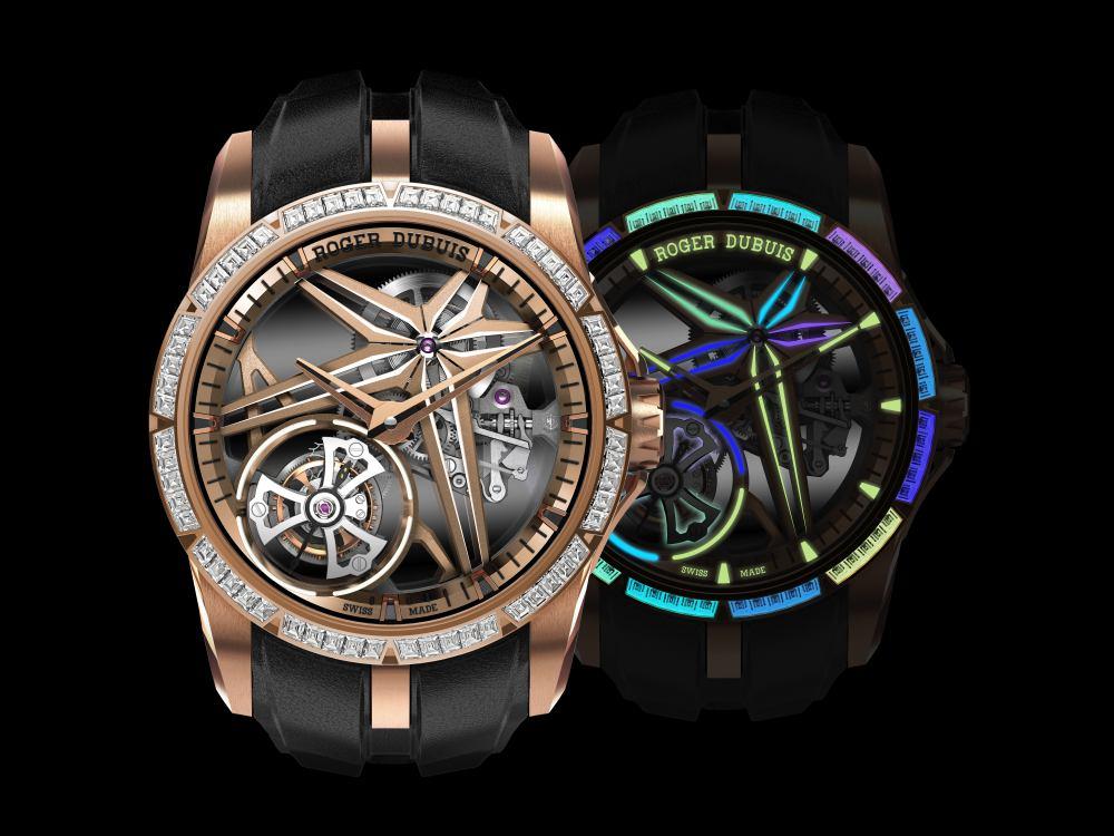 watches and wonders top 10 timepieces editors choice rogerdubuis excalibur glowmeup - Watches & Wonders 2021|10款最令编辑印象深刻的腕表新作