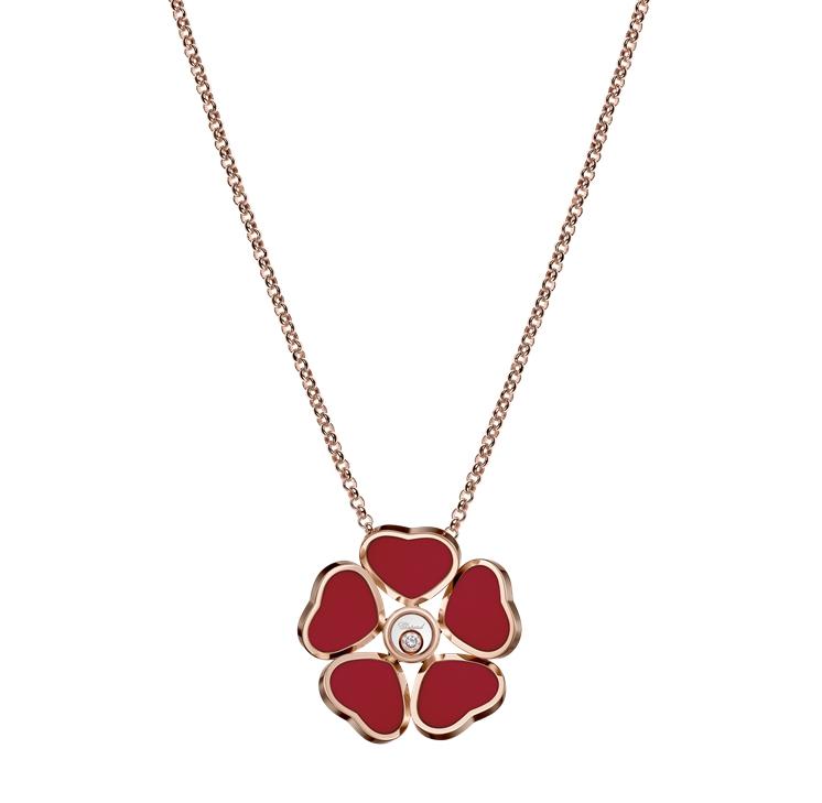 2021 mothers day gift lists chopard happy hearts flowers - 母亲节送礼:妈妈很想要却不舍得自掏腰包的礼物清单!