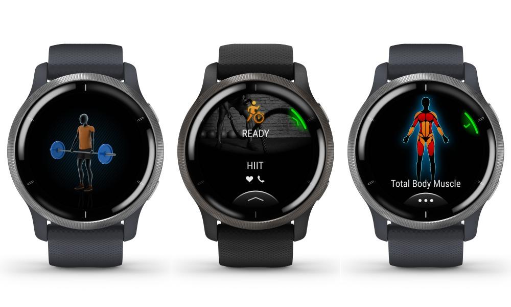 garmin malaysia venu 2 series smartwatch 003 - 健康生活方式的得力助手!Garmin Venu 2 升级版智能腕表系列