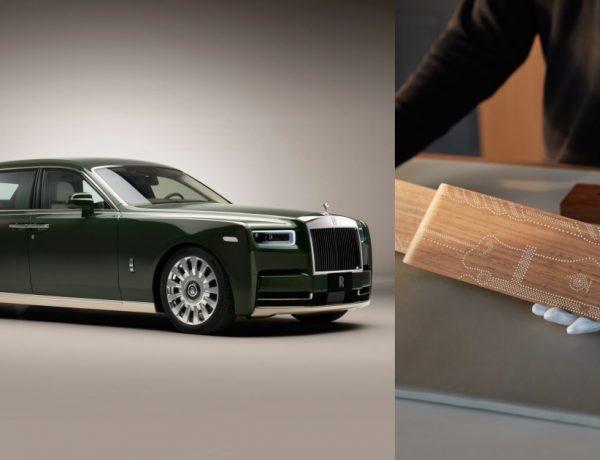 rolls royce x hermes bespoke phantom oribe japanese 001 600x460 - 绝了!Rolls-Royce x Hermès 联手打造日本富豪的高级定制车款