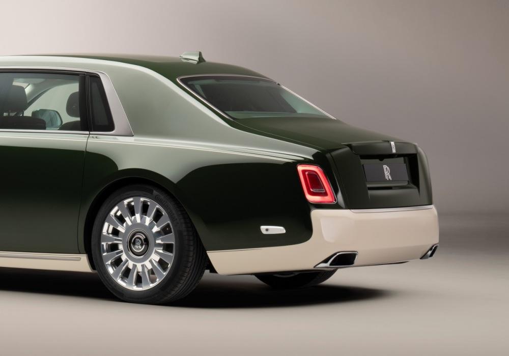 rolls royce x hermes bespoke phantom oribe japanese 003 - 绝了!Rolls-Royce x Hermès 联手打造日本富豪的高级定制车款