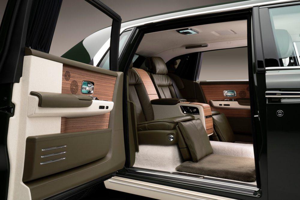 rolls royce x hermes bespoke phantom oribe japanese 004 - 绝了!Rolls-Royce x Hermès 联手打造日本富豪的高级定制车款
