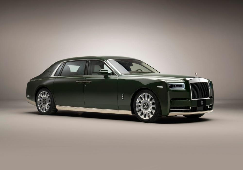 rolls royce x hermes bespoke phantom oribe japanese - 绝了!Rolls-Royce x Hermès 联手打造日本富豪的高级定制车款