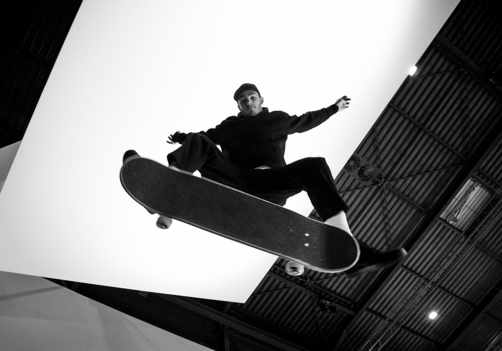 baume x aurelien giraud skateboarders 001 - 滑板升级再造 Baume x Aurelien Giraud 滑板界新星联名腕表